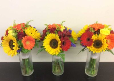 Bridal Bouquet Fall