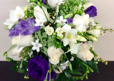 Bridal,-White-Touches-of-Purple