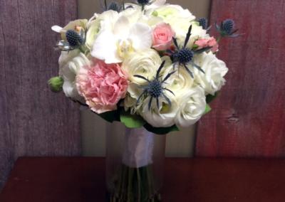 Wedding Bridal Bouquet, White